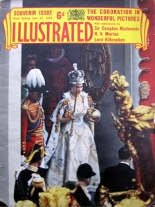Illustrated Coronation issue