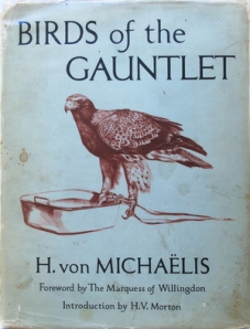 "The Cover of ""Birds of the Gauntlet"""