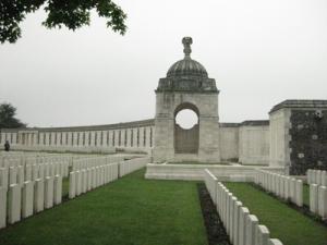 Tyne Cot war cemetery, Belgium