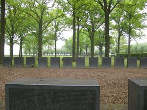 Langemark war cemetery, Belgium