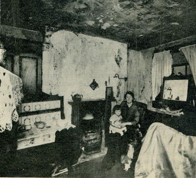 Slum room