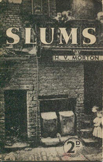 "The cover of ""What I Saw in the Slums"""