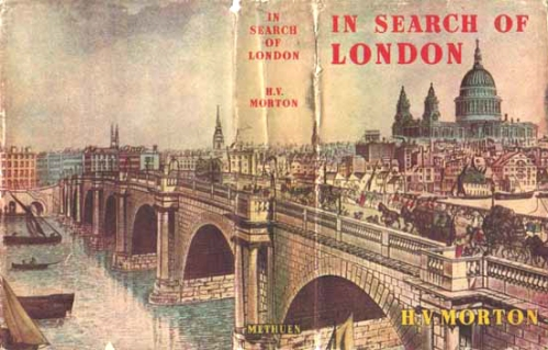 In Search of London 1952 enhanced