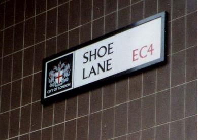shoe lane