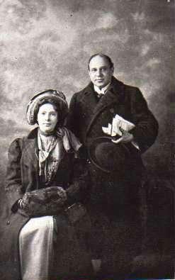 Joseph and Margaret Morton