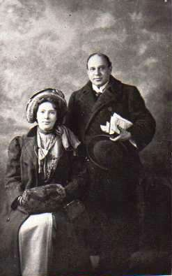 Joseph and Margaret Morton